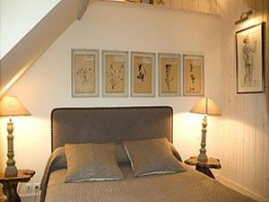 Au Grey d'Honfleur, Bed & Breakfasts  Honfleur - big - 4