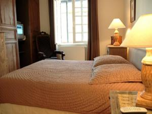 Au Grey d'Honfleur, Bed and Breakfasts  Honfleur - big - 8