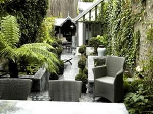Au Grey d'Honfleur, Bed & Breakfasts  Honfleur - big - 10