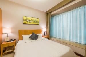 Springdale Serviced Residence Guangzhou, Apartmánové hotely  Kanton - big - 20