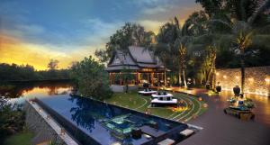 Double Pool Villas by Banyan Tree, Rezorty  Bang Tao Beach - big - 12