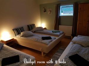Seng og Kaffe B&B, Отели типа «постель и завтрак»  Fårvang - big - 7