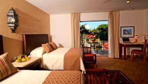 Hotel and Spa Hacienda de Cortes
