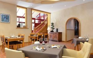Hotel La Diligence, Hotely  La Ferté-Saint-Cyr - big - 44