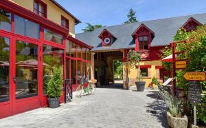 Hotel La Diligence, Hotely  La Ferté-Saint-Cyr - big - 1