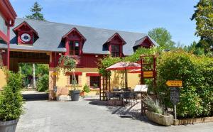 Hotel La Diligence, Hotely  La Ferté-Saint-Cyr - big - 46