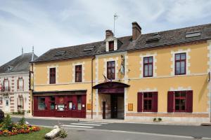 Hotel La Diligence, Hotely  La Ferté-Saint-Cyr - big - 35