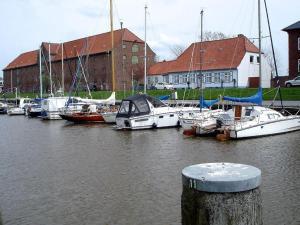 Landhaus-am-Deich-Wohnung-Moewe, Appartamenti  Tönning - big - 21