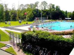 Landhaus-am-Deich-Wohnung-Moewe, Appartamenti  Tönning - big - 16