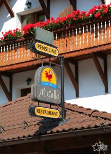 Trattoria Al Gallo, Pensionen  Bran - big - 43