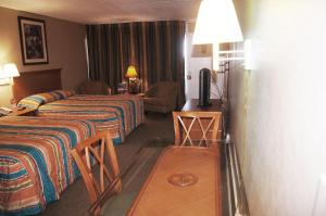 Standard Room with Two Queen Beds and Kitchenette