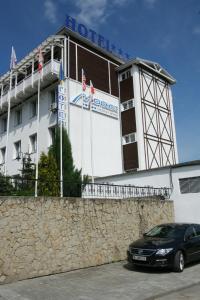 Мариот Медикал Центр, Отели  Трускавец - big - 55