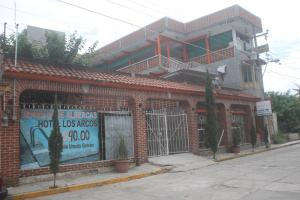 Hotel Los Arcos, Hotels  Jalcomulco - big - 25