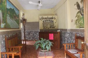 Hotel Los Arcos, Hotely  Jalcomulco - big - 23