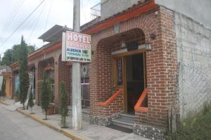 Hotel Los Arcos, Hotely  Jalcomulco - big - 21
