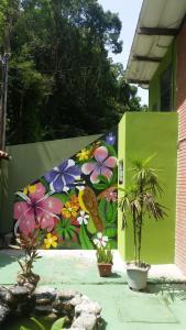 Recanto Casa do Hic, Hotel  Ubatuba - big - 6