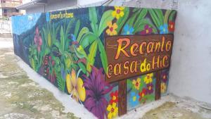 Recanto Casa do Hic, Hotel  Ubatuba - big - 25