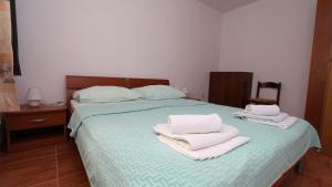 Apartments Antoneta, Апартаменты  Макарска - big - 7