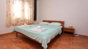 Apartments Antoneta, Апартаменты  Макарска - big - 6