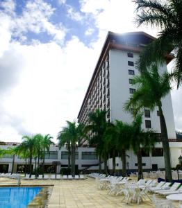 Vacance Hotel, Resorts  Águas de Lindóia - big - 31