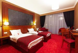Hotel Grodzki Business & Spa, Hotely  Stargard - big - 11