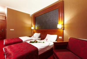 Hotel Grodzki Business & Spa, Hotely  Stargard - big - 12