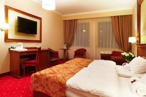 Hotel Grodzki Business & Spa, Hotel  Stargard - big - 5