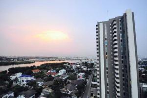 LakeView Service Room, Апартаменты  Ban Bang Phang - big - 14