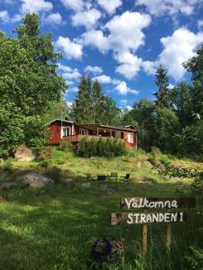 Vacation house next to Lake Vänern, Holiday homes  Gullspång - big - 1