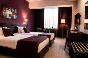 Queen's Hotel, Hotels  Skopje - big - 4