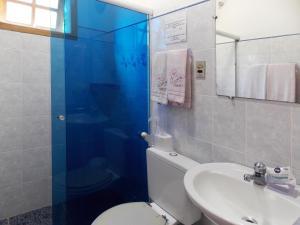 Standard-dobbelt-/2-personersværelse med haveudsigt