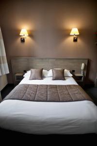 Brit Hotel Le Surcouf, Szállodák  Saint Malo - big - 31