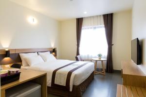 Punt Hotel, Hotel  Hai Phong - big - 11