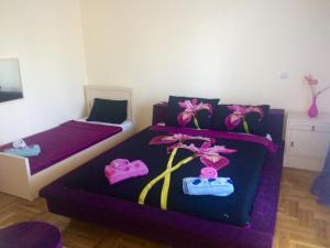 Vila Kraljevski 1, Appartamenti  Kumanovo - big - 21