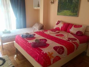 Vila Kraljevski 1, Appartamenti  Kumanovo - big - 49
