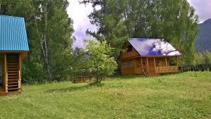 Гостиницы Мульты, Республика Алтай