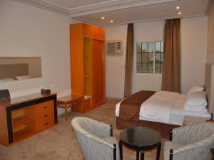 Farah Alshafa Aparthotel, Apartmánové hotely  Al Shafa - big - 34