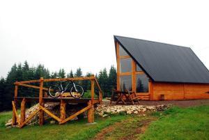 Planinski kamp Jazavcije Rupe