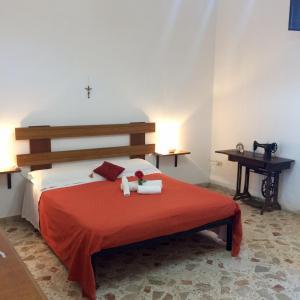 Villa Bisaccia, Villen  Partinico - big - 41