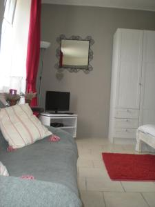 Gite L'Eau-Vive, Apartments  Labaroche - big - 11