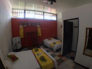 Comfort Quadruple Room with Air-Conditioning