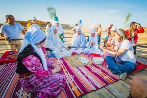 Кемпинг Казахский аул АЛАШ, Шымкент