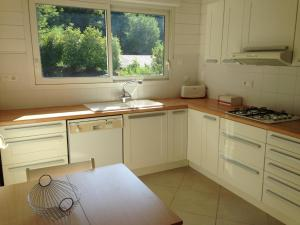 Sas Parc Lacoste, Holiday homes  Saint-Marcet - big - 9