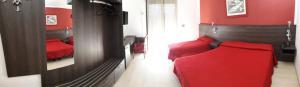Aer Hotel Malpensa, Hotel  Oleggio - big - 10