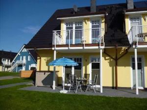 Appartement Sundevit, Apartmány  Börgerende-Rethwisch - big - 23