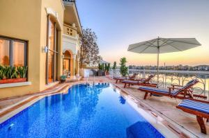 Signature Luxury Holidays - Four Bedroom Villa Sandy Bay II - Dubai