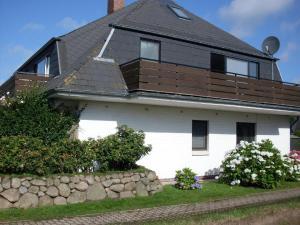 Ferienobjekt-Morsum-Wohnung-5-Comfort-App, Apartmanok  Morsum - big - 16
