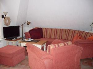 Ferienobjekt-Morsum-Wohnung-5-Comfort-App, Apartmanok  Morsum - big - 13