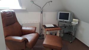 Ferienobjekt-Morsum-Wohnung-5-Comfort-App, Apartmanok  Morsum - big - 9