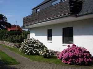 Ferienobjekt-Morsum-Wohnung-5-Comfort-App, Apartmanok  Morsum - big - 4
